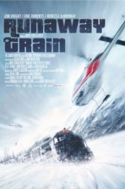 background picture for movie Runaway train
