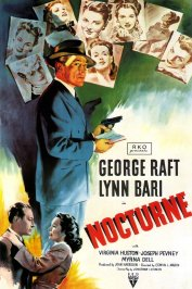background picture for movie Nocturne