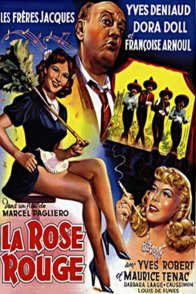 Affiche du film : La rose rouge