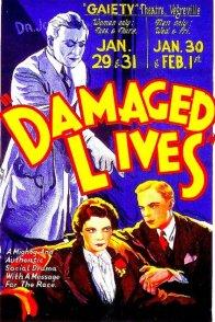 Affiche du film : Damaged Lives