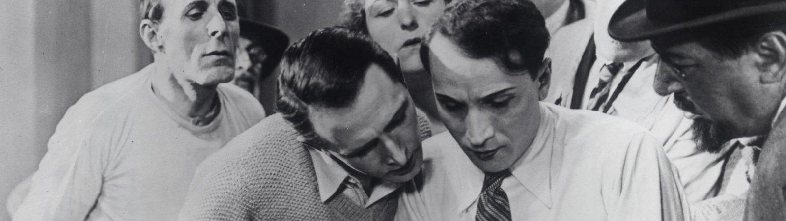 Photo dernier film René Lefèvre