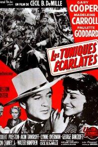 Affiche du film : Les tuniques ecarlates