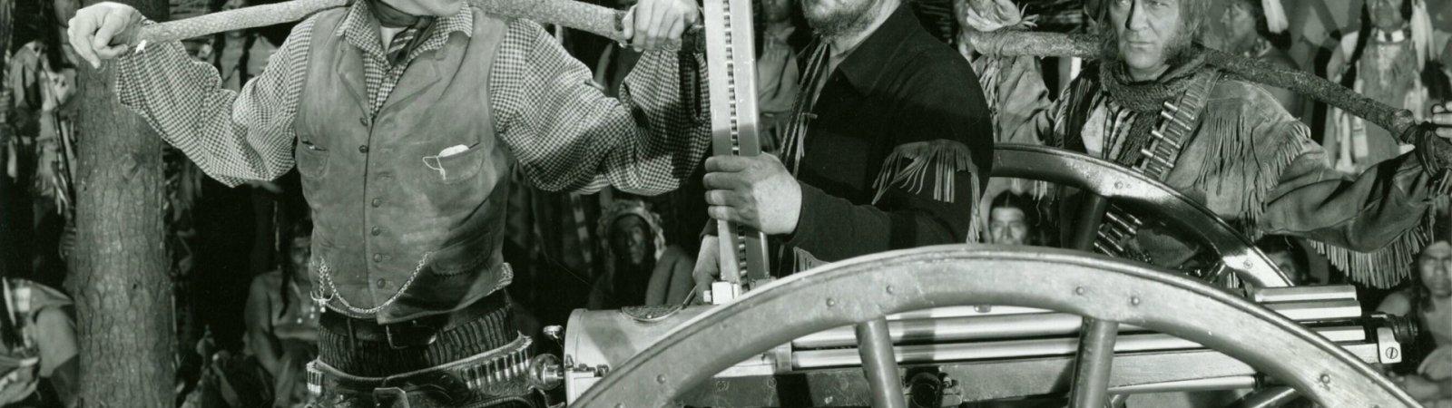 Photo du film : Les tuniques ecarlates