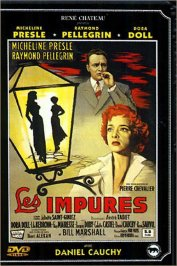 background picture for movie Les impures