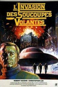 Affiche du film : L'invasion des soucoupes volantes