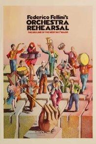 Affiche du film : Repetition d'orchestre