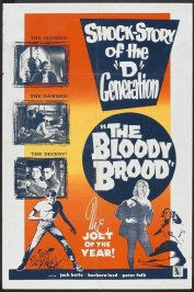 background picture for movie The bloody brood