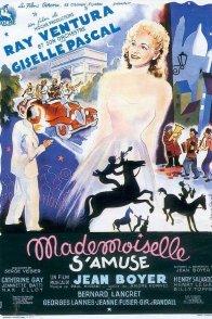 Affiche du film : Mademoiselle s'amuse