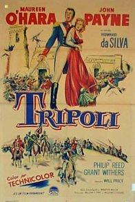 Affiche du film : Tripoli