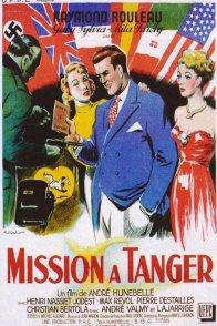 Affiche du film : Mission à Tanger