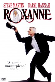 background picture for movie Roxanne