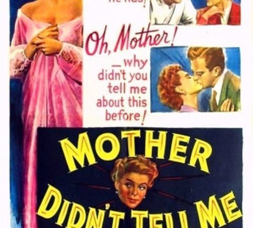 Photo du film : Mother didn't tell me