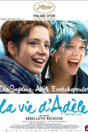 Affiche du film : La Vie d'Adèle, Chapitres 1 et 2