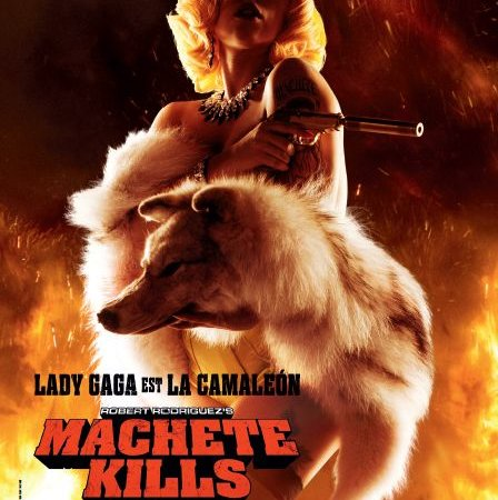 Photo du film : Machete Kills