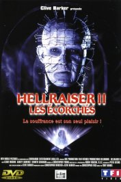 background picture for movie Hellraiser ii les ecorches