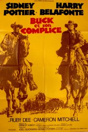 background picture for movie Buck et son complice