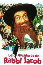 background picture for movie Les aventures de Rabbi Jacob