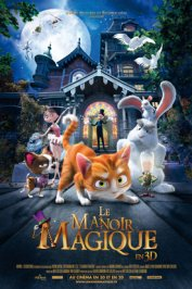 background picture for movie Le Manoir Magique