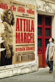 background picture for movie Attila Marcel