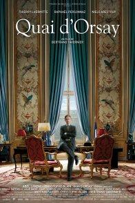 Affiche du film : Quai D'Orsay