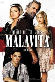 background picture for movie Malavita