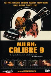 background picture for movie Milan calibre 9