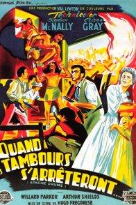 Affiche du film : Quand les tambours s'arreteront