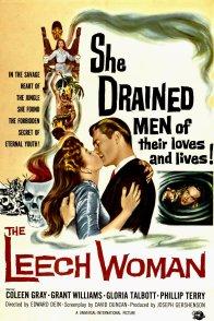 Affiche du film : La femme sangsue