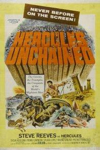Affiche du film : Hercule et la reine de lydie