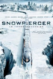 background picture for movie Snowpiercer