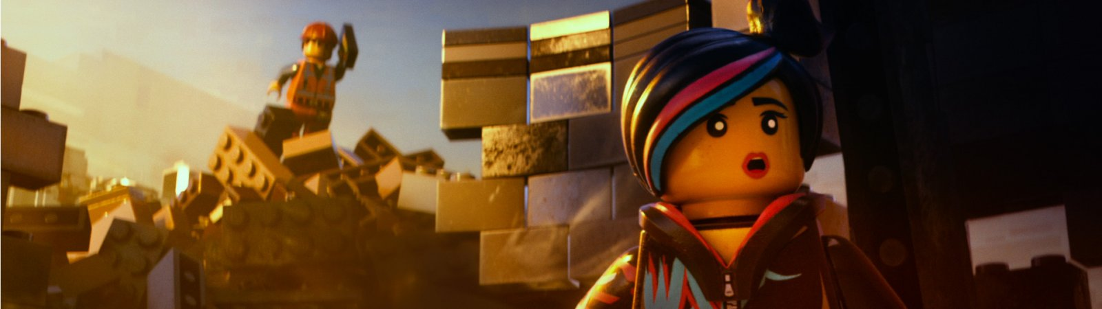 Photo du film : La Grande Aventure Lego