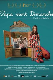 background picture for movie Papa vient dimanche