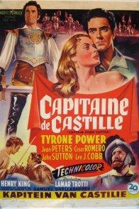 Affiche du film : Capitaine de castille