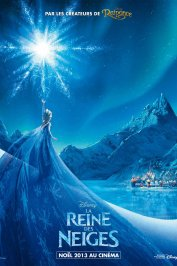 background picture for movie La Reine des Neiges