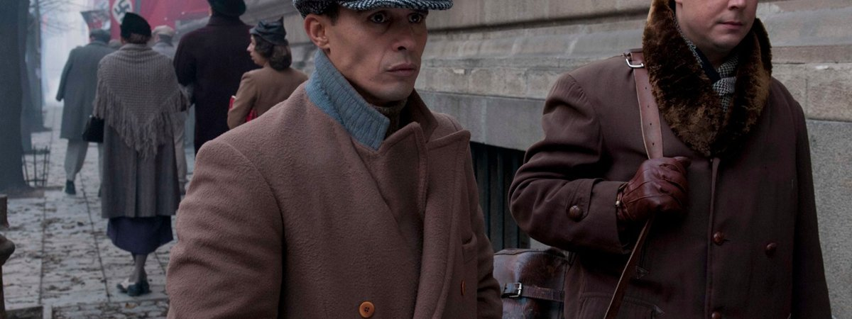 Photo dernier film Nicolas Cazalé