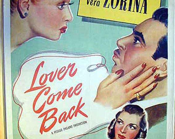 Photo du film : Lover come back