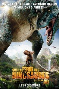 Affiche du film : Sur la terre des Dinosaures
