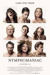 Affiche du film : Nymphomaniac - Volume 1