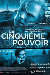 background picture for movie Le Cinquième Pouvoir