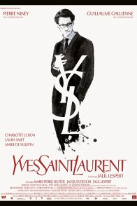 Affiche du film : Yves Saint Laurent