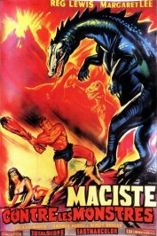 background picture for movie Maciste contre les monstres