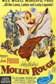 Affiche du film : Moulin Rouge
