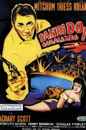 background picture for movie Bandido caballero