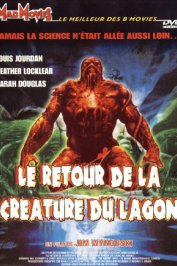 background picture for movie La creature du lagon le retour