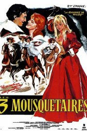 background picture for movie Les trois mousquetaires milady