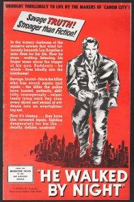 Affiche du film : Il marchait la nuit