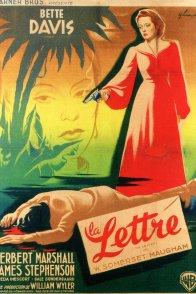 Affiche du film : La lettre