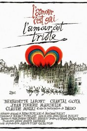 background picture for movie L'amour c'est gai, l'amour c'est triste