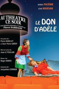 Affiche du film : Le don d'adele