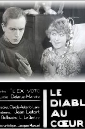 background picture for movie Le diable au coeur